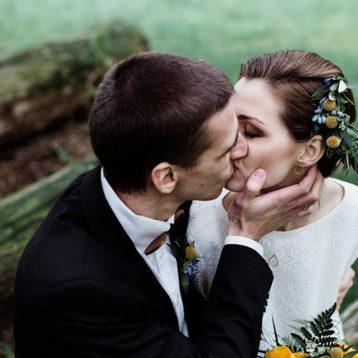 Sesja poślubna Zuzi i Marcina w Mieszku i Jagience
