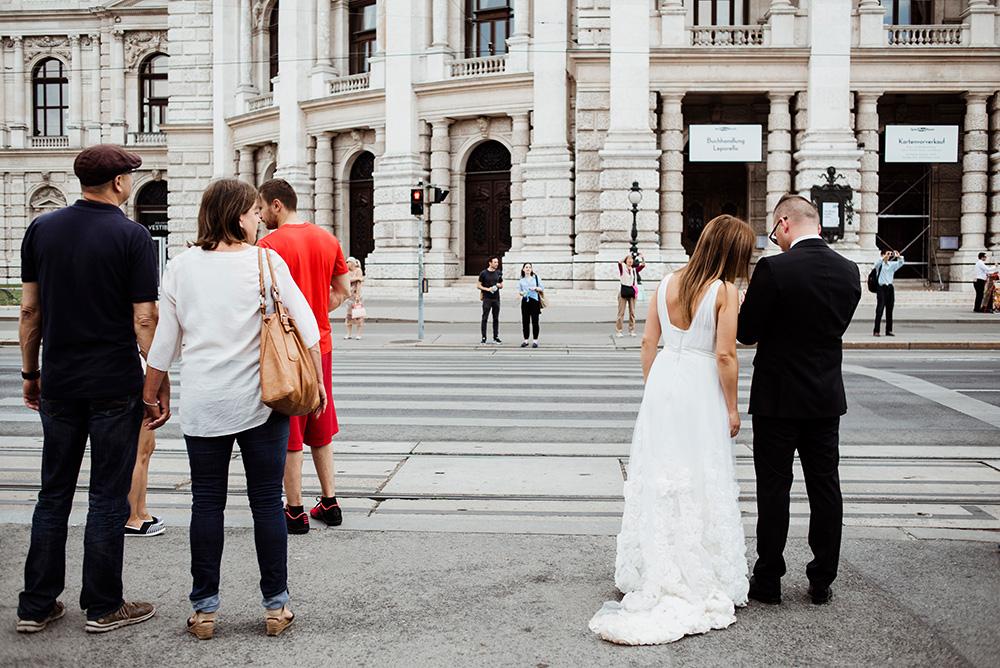 naturalny plener ślubny w wiedniu - fotoreportaz