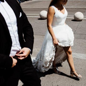 Sesja ślubna Beaty i Damiana – Wiedeń