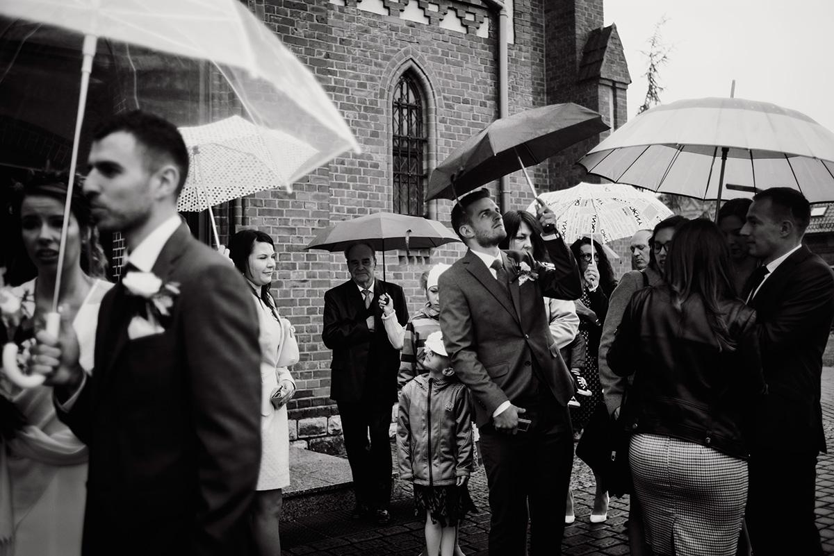 wesele na luzie - fotoreportaz slubny