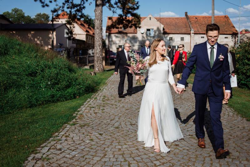 suknia sylwii kopczynskiej - slub w zorawinie