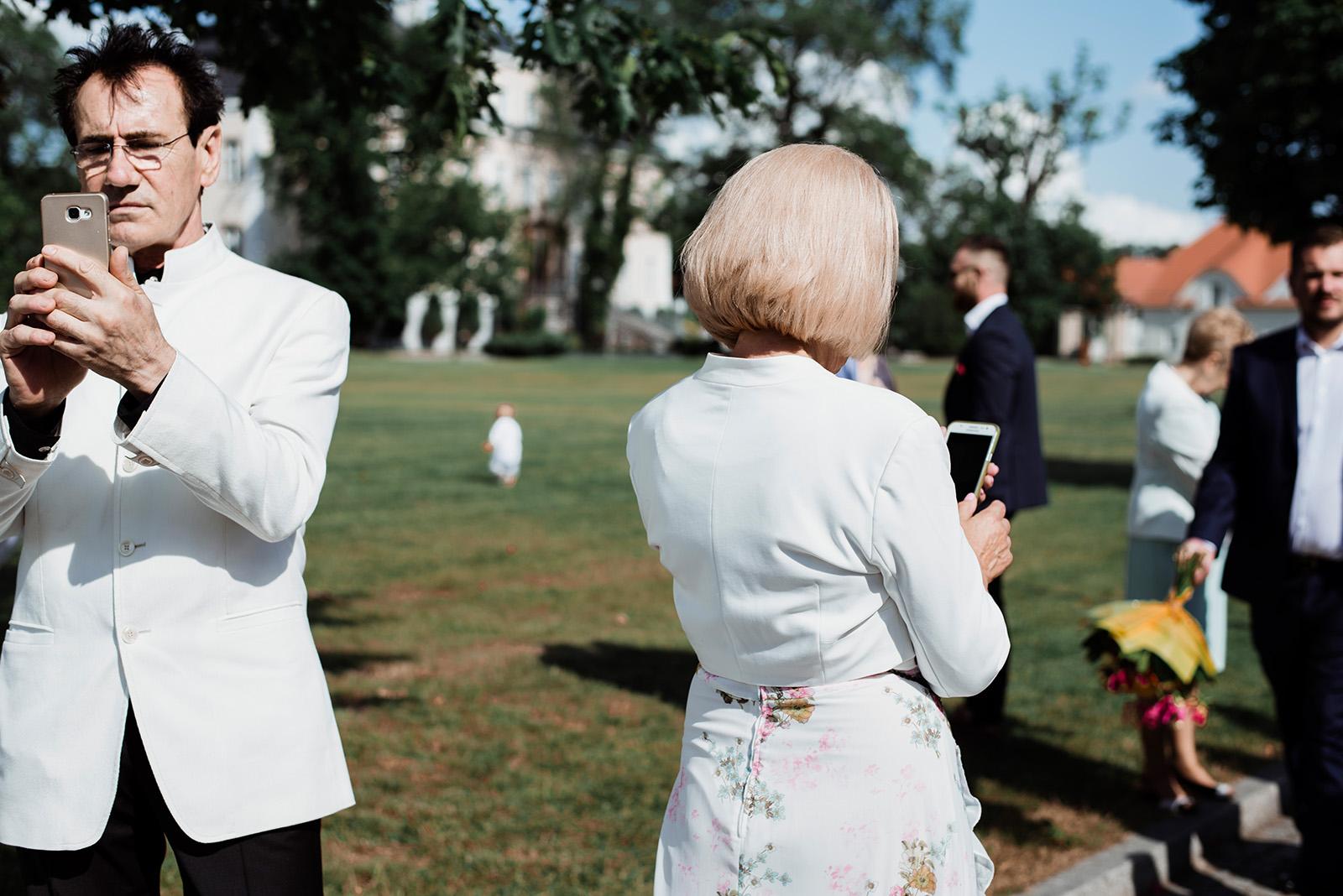 wesele unplugged - slub w krzyzowej