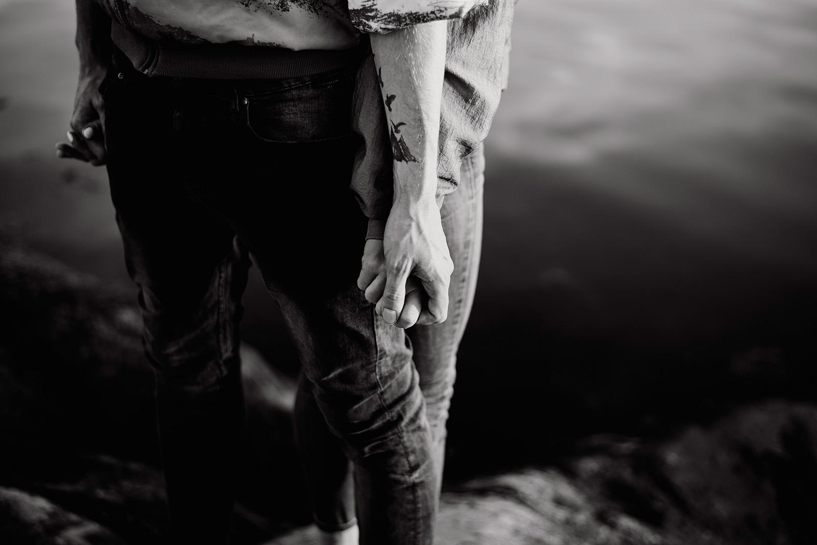 naturalna fotografia slubna-sesja narzeczenska w szwecji