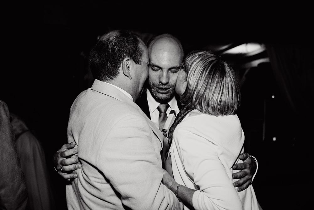 wesele w mieszku i jagience - fotoreportaz slubny - podziekowania dla rodzicow