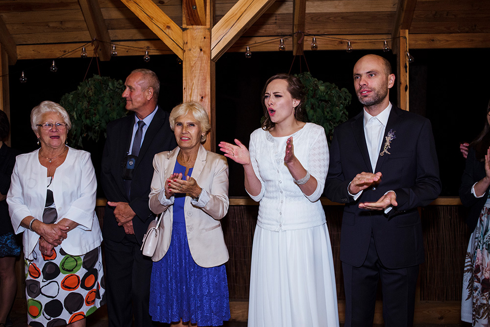 wesele w mieszku i jagience - fotoreportaz slubny - zabawy weselne