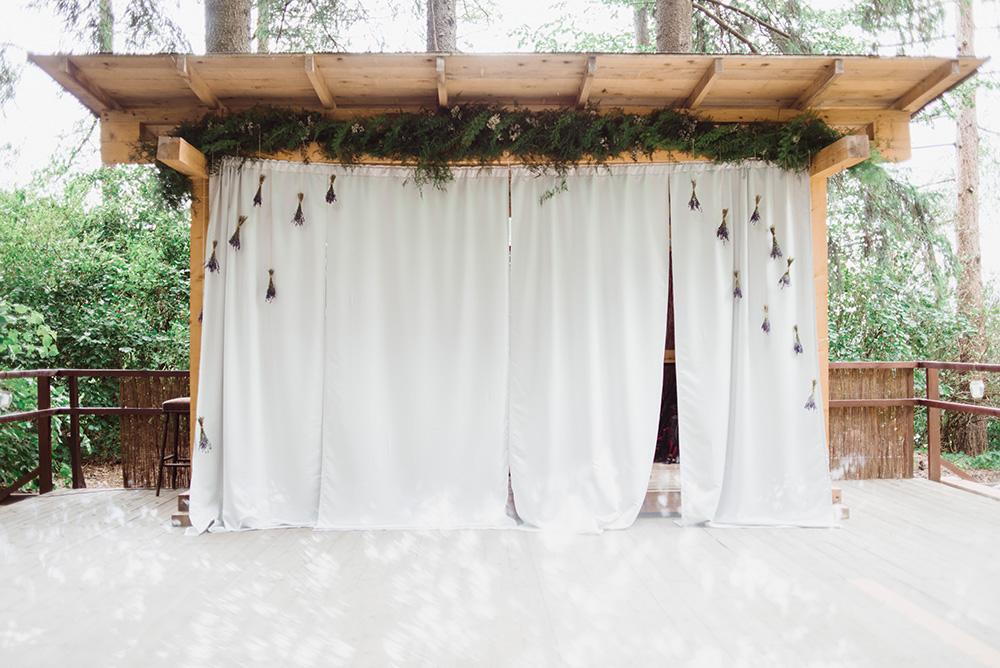 wesele w mieszku i jagience - slub z motywem lawendy