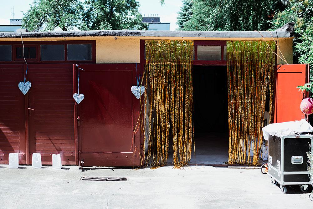 wesele w garazu - slub we wroclawiu