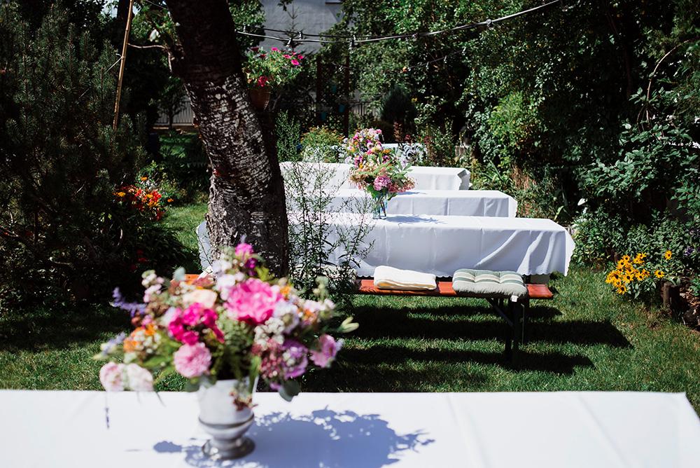 wesele we wroclawiu w ogrodzie - naturalna fotografia