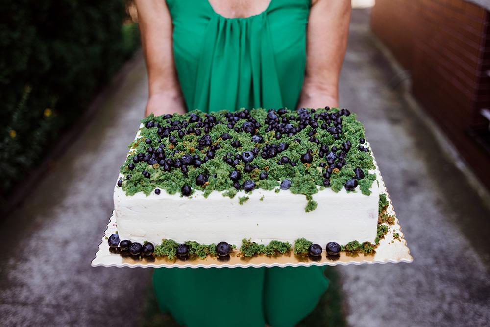 nietypowy tort weselny - inspiracje slubne - naturalna fotografia - mam wypieki