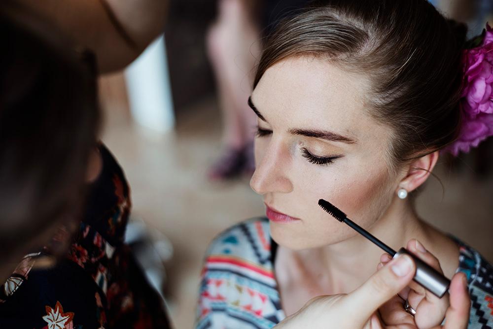 makijaz panny mlodej - naturalna fotografia slubna