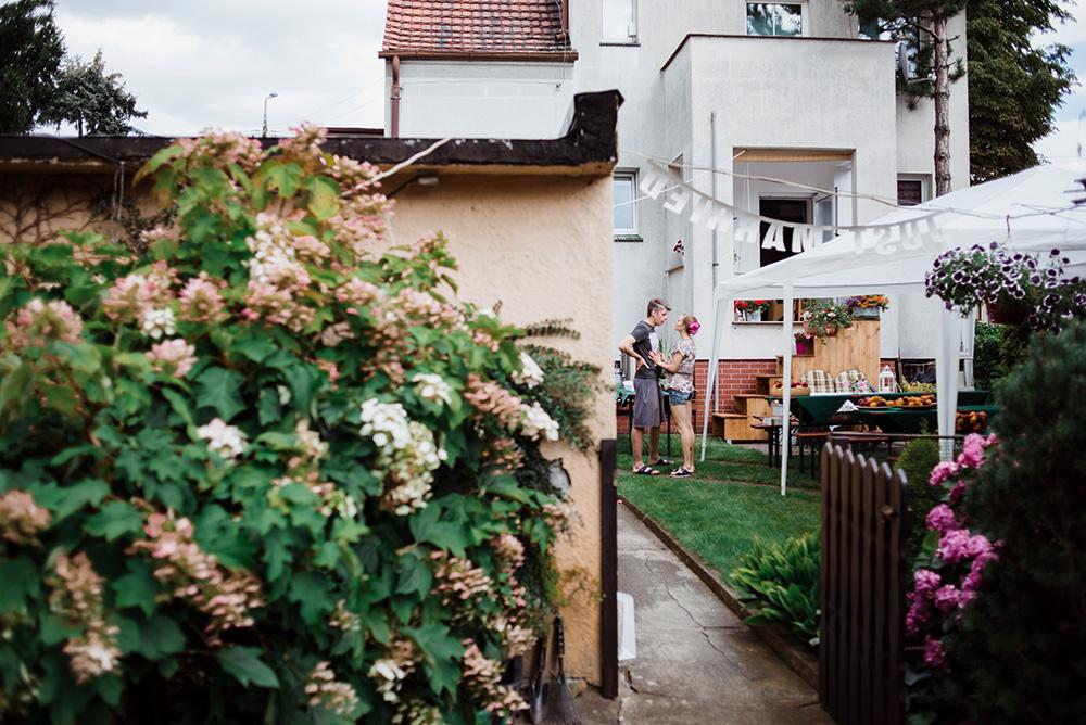 wesele w ogrodzie we wroclawiu - fotoreportaz slubny