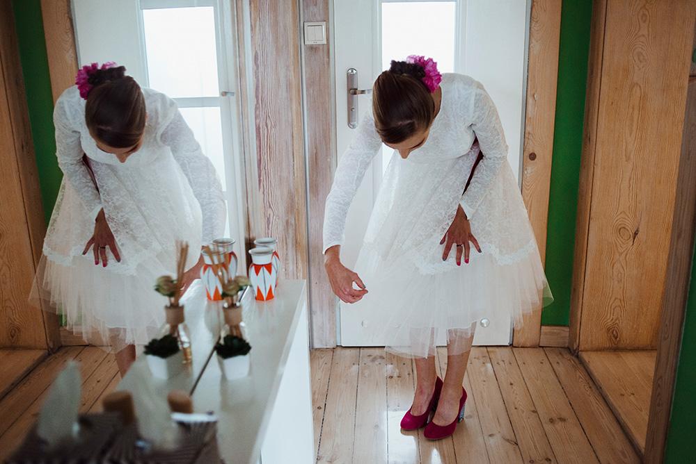 przygotowania slubne panny mlodej - naturalna fotografia slubna