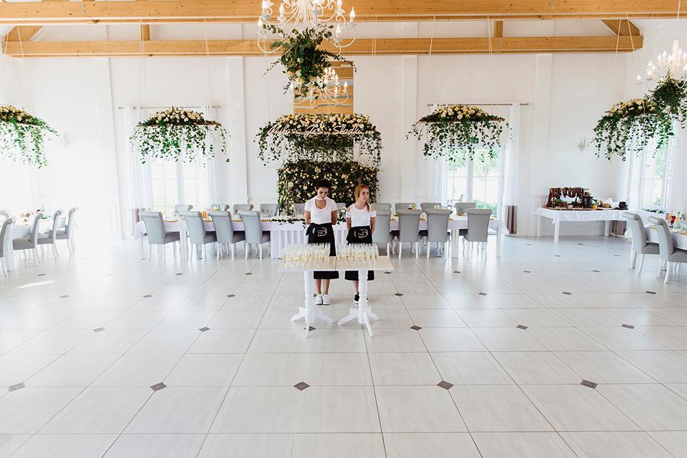 wesele w dworku pilawskim - slub w stylu botanicznym