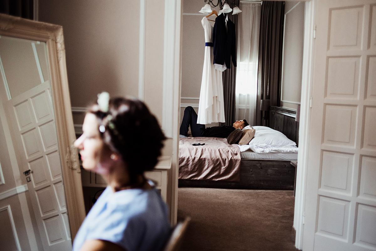 przygotowania slubne - wesele w hotelu wodnik we wroclawiu
