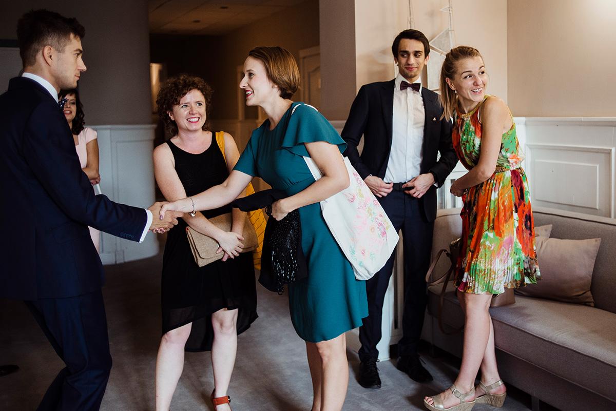 wesele w hotelu wodnik we wroclawiu - fotoreportaz slubny
