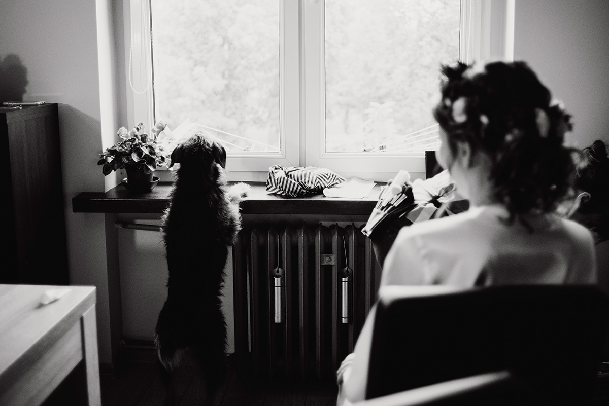 nowoczesne wesele - fotoreportaz slubny