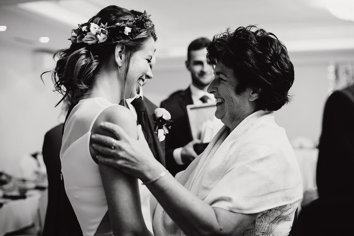 wesele na luzie - fotoreportaz slubny - zyczenia gosci