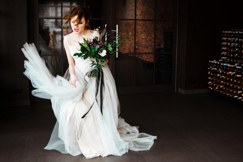 suknia sylwii kopczynskiej - wesele w restauracji warsztat wroclaw